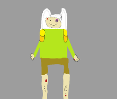 My Adventure Time Charatcer by MHDeuceGorgon