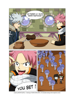 When Natsu is a bad influence 1/3 by Michat2