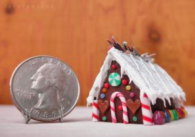 small house of gingerbread by FatalPotato
