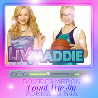 MUSICA|Dove Cameron|Count Me In|M4a by FrecitaDulse