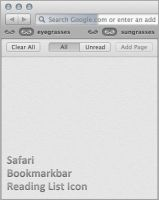 Safari - Reading List Icon by Gpopper