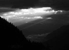 Second morning in Switzerland by orographic