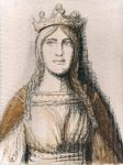 Matilda of Flanders by Sigune