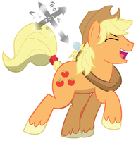 Apples to the Core! WIP - Apple Jack by philsterman