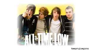 All Time Low Wallpaper by Tomoyo-plumqueen