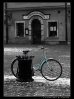 A bicycle by shenik