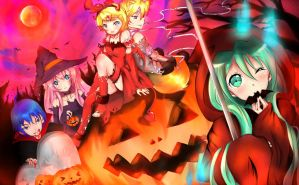 HaLLOWEEN 2012!! by Mashiro-chi