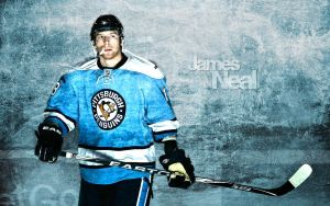 James Neal Wallpaper by XxBMW85xX