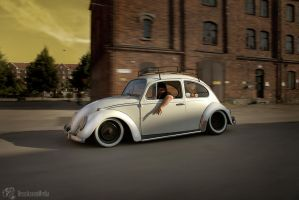Volkswagen Beatle 2 by HenrikssonFord