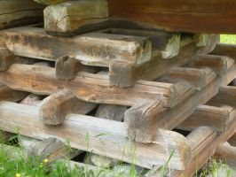 wooden foundation by 4ajka