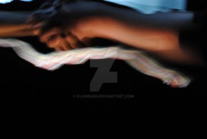 Writting with light 3 by clannad3