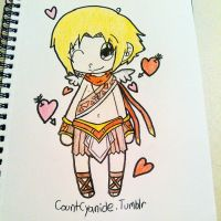 Heartseeker Varus  by CountCyanide