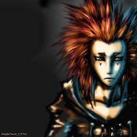 Axel: Heartless Compassion by BeagleTsuin