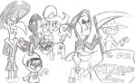 The Grim Ultimate Alliance by Kenny-boy