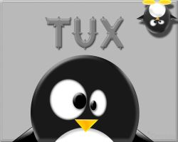 Tux by Cerenza
