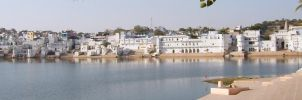 Pushkar Brahma Temple by IndiaTravelPoints