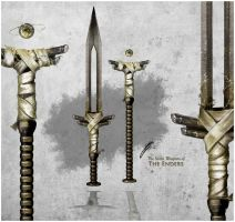 The Seishi Weapons of the Enders by TheEnderling