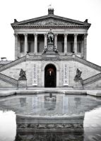 Berlin - old national gallery by Modi1985