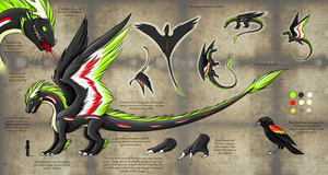 Asmodeus Form Reference by AngelicDragonPuppy