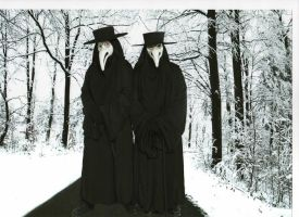 Plague Doctors by LordKrull