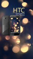 HTC Sensation Wallpaper by Martz90