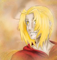 Edward Elric by DawnGyocry