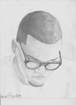 Chris Brown by Staindluvr09