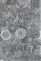 Another zentangle. by Frajerem