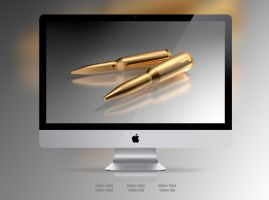 Bullet wall pack by abdelrahman