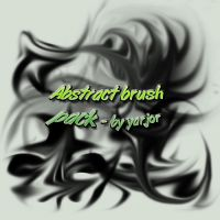 Abstract Brush Pack by yarjor