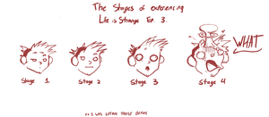 The stages of playing Life is Strange Episode 3 by Pill0