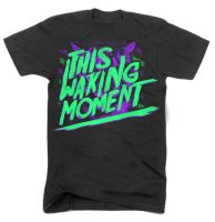 This Waking Moment tiger tee by Wyel