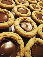 Peanut Butter Cup Cookies by NailoSyanodel