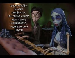 Corpse Bride: Heart Song by Kyukitsune