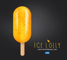 Ice Lolly PSD by atifarshad