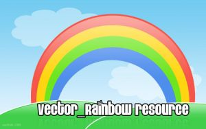 Vector.Rainbow.Resource by eupholic