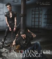 in chains for a change by Sirilla-Love-Bill
