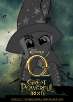 Oz, The Great and Powerful TRIXIE by Capioco