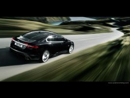 Jaguar XF-R by eastonchang