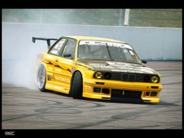 BMW Euro-Drifter by RecDesign