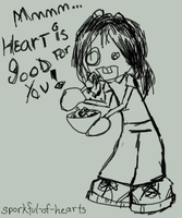 mmmm... heart is good for you by sporkful-of-hearts