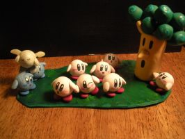 Kirby Mass Attack Finished by FreeRangeKittens