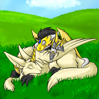 Nap With the Paladin by NicholBarnes