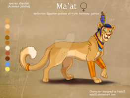Ma'at - Adoption Auction CLOSED by Nala15