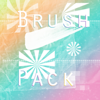 BRUSH PACK! by b-e-y-z-a