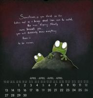 April frogs by Adnil