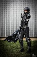 Faora in the wind by alea006
