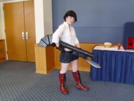 Lady from Devil May Cry at Setsucon 2014 by ShizNat4EVER