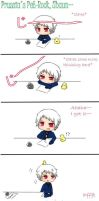APH Prussia's Pet-Rock Shaun by NightmareTease