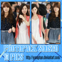 PHOTOPACK SooSeo (SNSD) #19 by YunaPhan